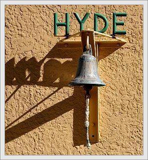 Hyde School Bell